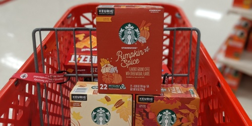 Get Your Mugs Ready! Fall Flavored Coffee is Now at Target | Pumpkin Spice, Maple Pecan & More
