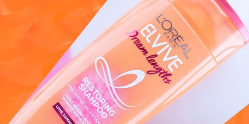16 L'Oreal Elvive Shampoos Just $31.88 Shipped on Amazon | Only $1.99 Each