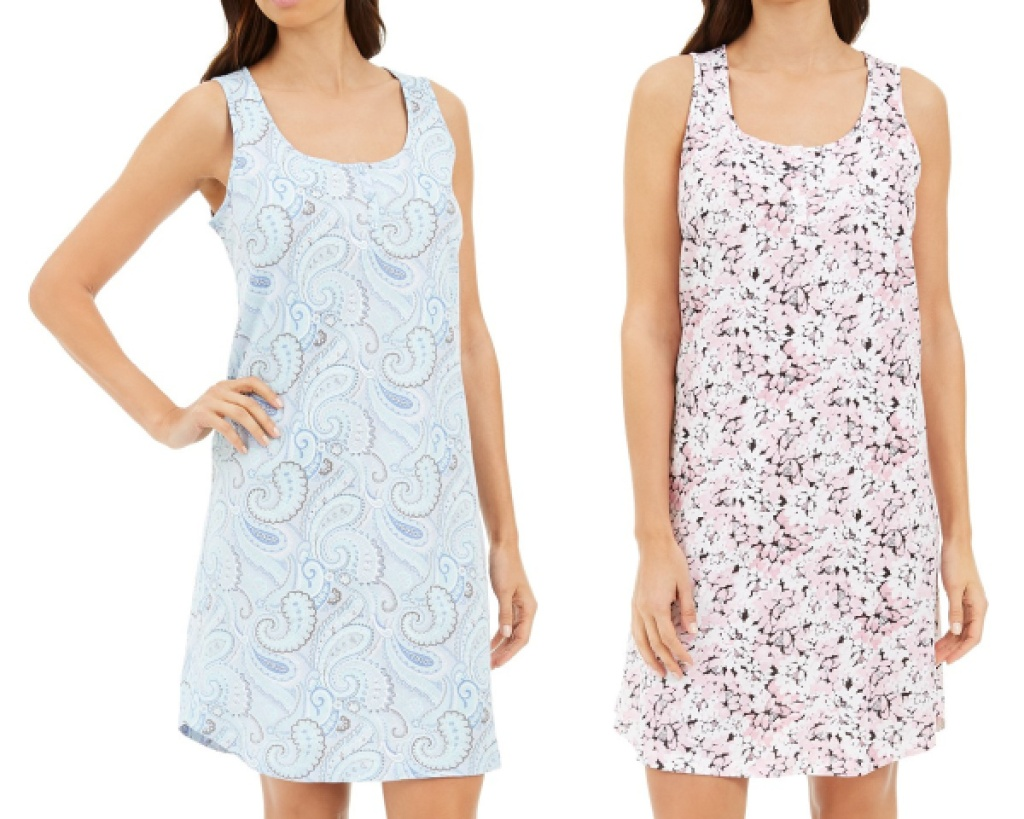 charter club womens nightgowns sleeveless