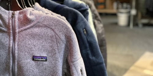 Patagonia 1/4 Zip Fleece Better Sweaters from $49.50 Shipped (Regularly $119)