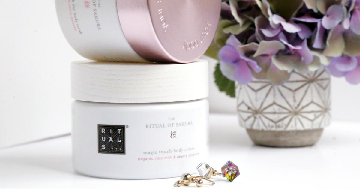 FREE Rituals Sakura Magic Touch Body Cream Sample - Hip2Save