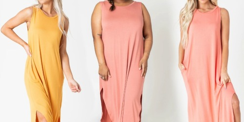 Women's Summer Dresses Only $15 Shipped (Regularly $35) | Includes Plus Sizes