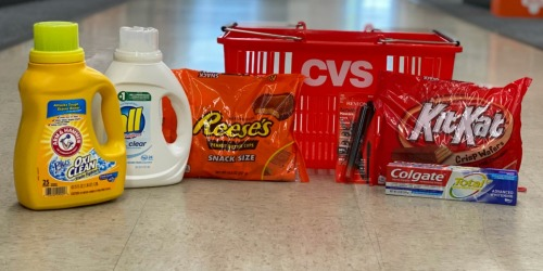 Best CVS Weekly Ad Deals 8/23 – 8/29 | Cheap Candy, $2 Laundry Detergent, & Much More