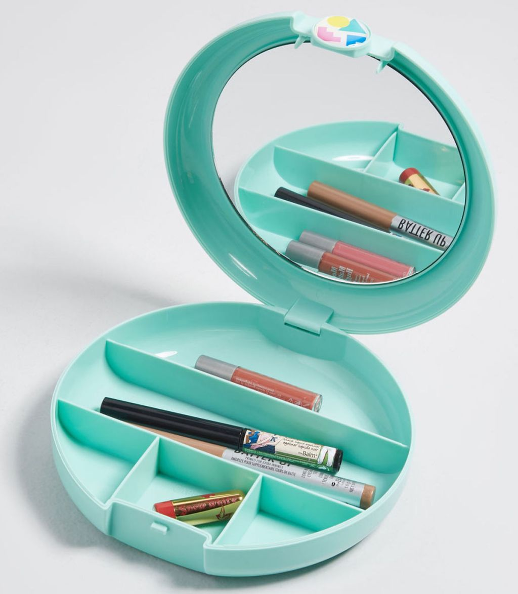 Caboodles on the go glam case full of cosmetics