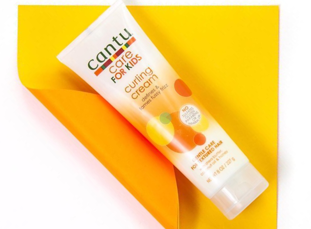 Cantu Care for Kids Curling Cream tube
