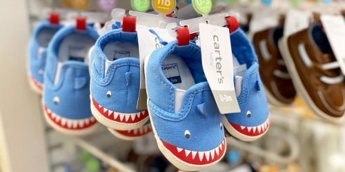 Up to 60% Off Carter's Kids Shoes & Sandals | Fall & Summer Styles Available