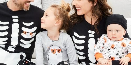 Up to 50% Off Carter's Matching Family Pajamas | Cute Halloween Styles Available Now