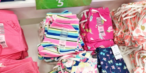 Carter's Kids Apparel from $5 | Shorts, Tees, Uniform Polos, Dresses & More