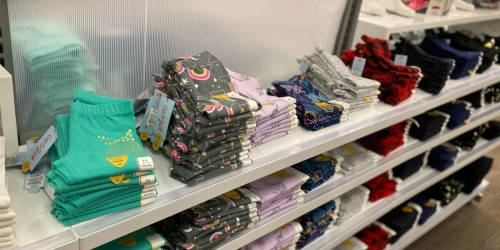 Cat & Jack Leggings from $4 at Target | Includes 1-Year Guarantee