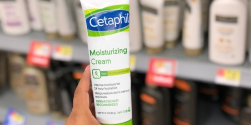 Cetaphil Moisturizing Cream 3-Pack Only $11.40 Shipped on Amazon | Just $3.80 Each