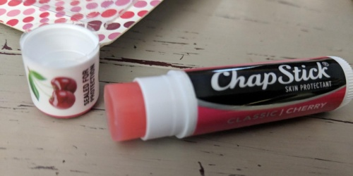 ChapStick Cherry 3-Pack Only $1.90 Shipped on Amazon