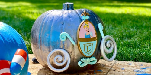 No-Carve Pumpkin Decorating Kits Just $10 on Target.com | Pre-Order Now