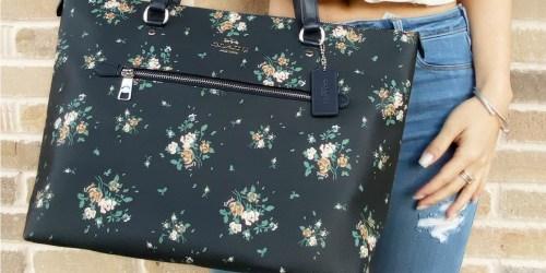 Coach Designer Handbags Just $129.99 on Zulily.com