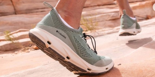 Up to 60% Off Columbia Footwear & Apparel + Free Shipping