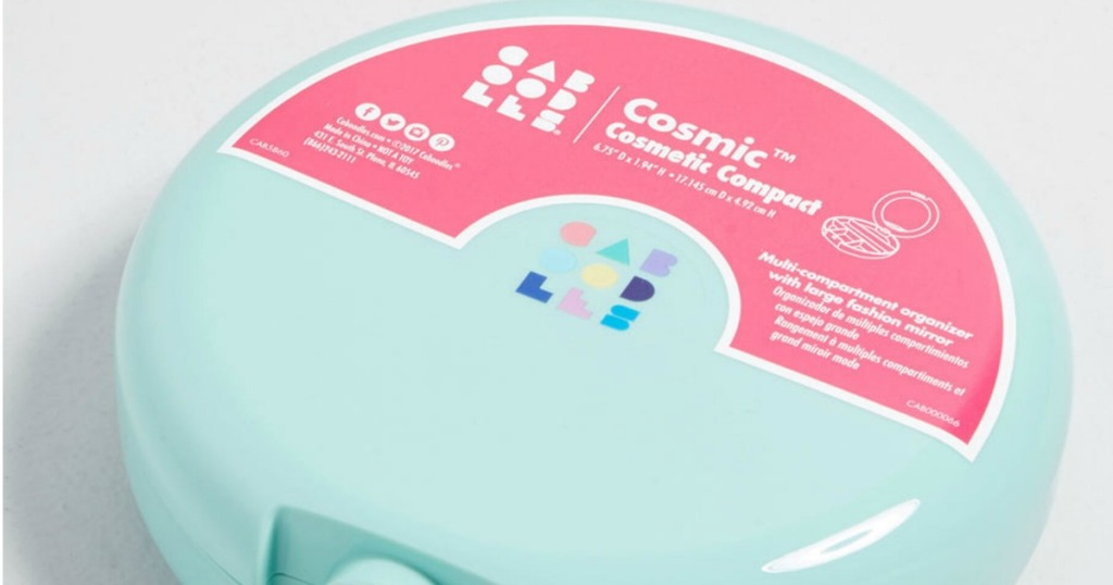 Cosmetic Compact Caboodles