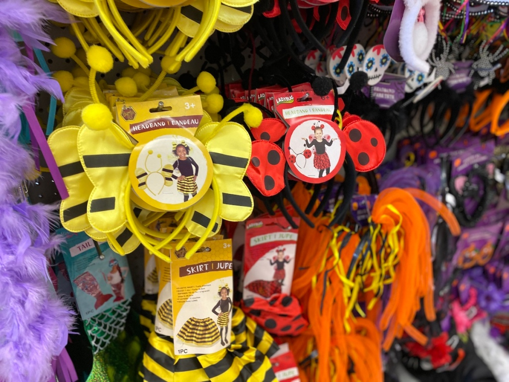 Costume Headbands and accessories