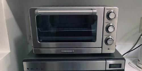 Cuisinart Convection Toaster/Pizza Oven Only $59.99 Shipped on Best Buy (Regularly $96)