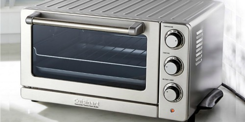 Cuisinart Convection Toaster Oven Just $59.99 Shipped on BestBuy.com (Regularly $120)