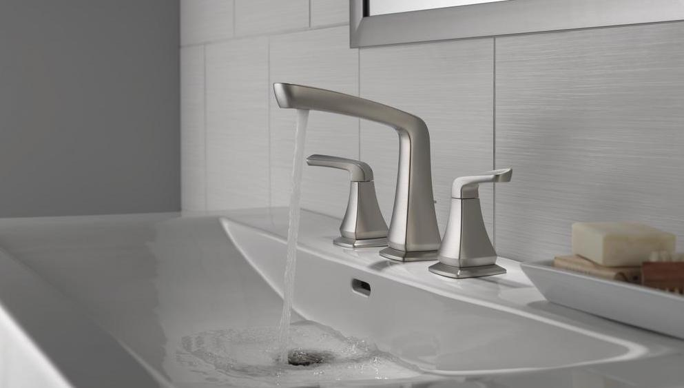 bathroom faucet and sink