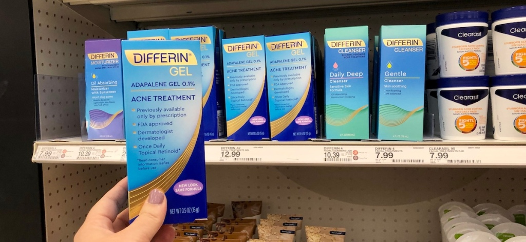 Differin Gel From 4 99 Each After Target Gift Card Cash Back