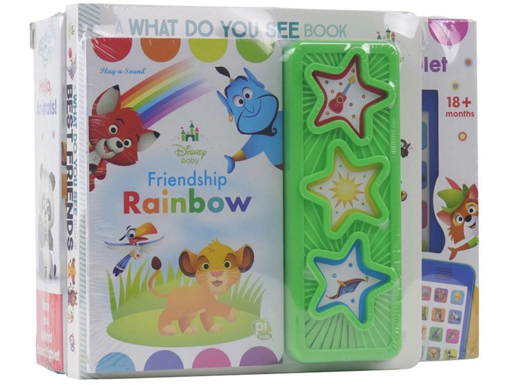 kids Disney board books