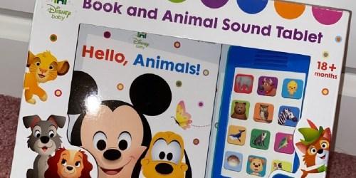 Disney & Paw Patrol Sound Book Bundles from $19.48 on Sam'sClub.com