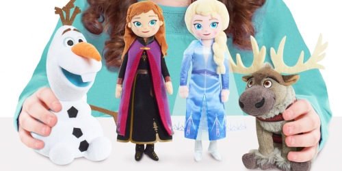 Disney Frozen 2 Talking Elsa Doll Just $5.60 on Amazon (Regularly $10)