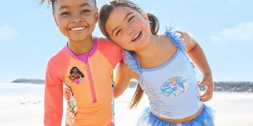 Kids Swimwear from $8.54 on shopDisney.com (Regularly $25)