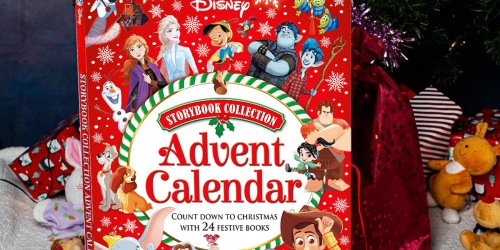 New Disney Advent Calendar w/ 24 Books Just $25 Shipped on Amazon | Pre-Order Now