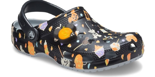 Disney's Halloween Crocs Are Wickedly Cute | Mickey Mouse & Haunted Mansion Designs