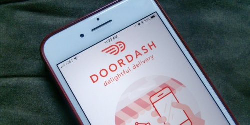 $50 DoorDash Digital Gift Card Only $42.50 on Kroger.com