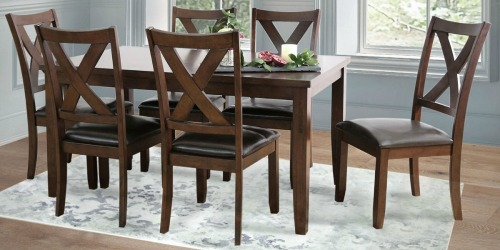 7-Piece Dining Set Only $399 Shipped for Sam's Club Members (Regularly $699)