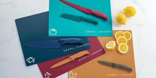 Emeril Knife & Cutting Board Set Only $12.99 Shipped on Sam's Club