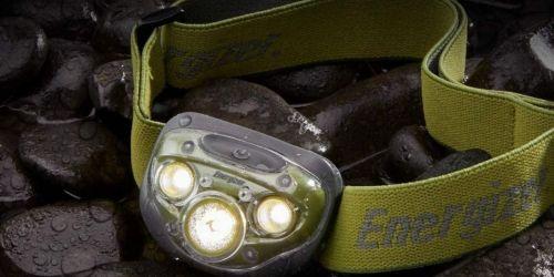 Energizer LED Headlamp Flashlight Only $11 on Amazon (Regularly $16)