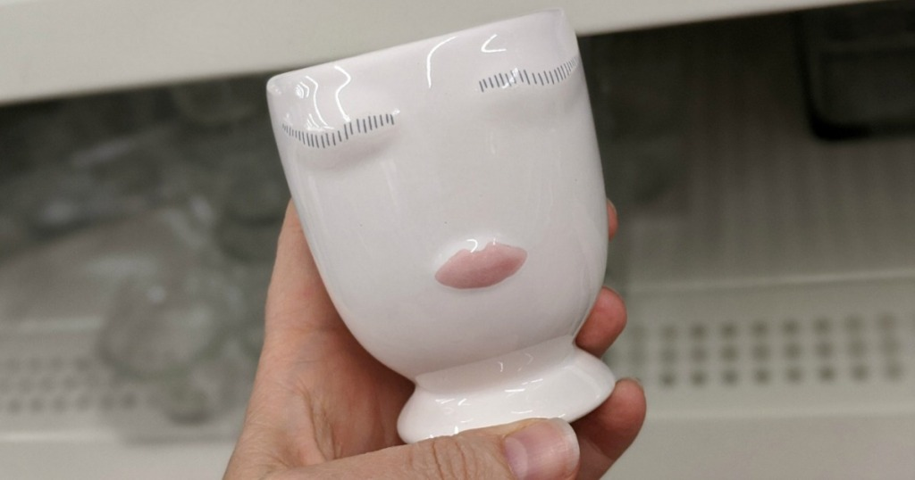 Face Cup from Dollar Tree