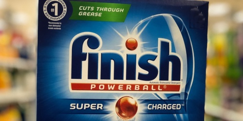 Finish Powerball Dishwasher Tabs 94-Count Only $10 Each Shipped on Amazon