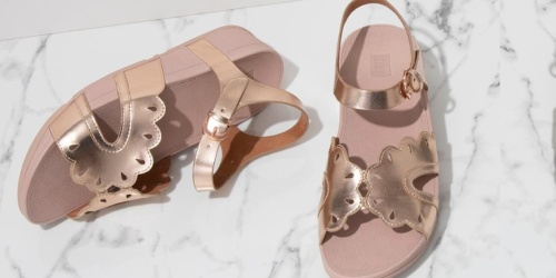 Up to 75% Off FitFlop Women's Shoes & Sandals