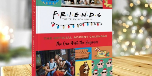 GO! Friends Official Advent Calendar is Here | Pre-Order for $18 on Amazon (Includes 40 Keepsakes!)
