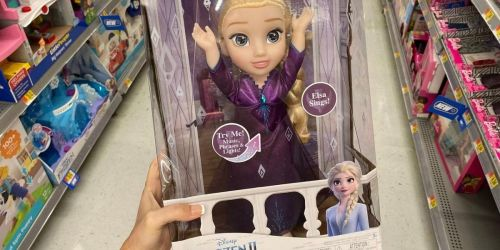 Disney Frozen 2 Singing Elsa Doll Only $15.99 on BestBuy.com (Regularly $35) + More Clearance Toys