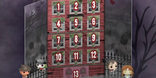 Funko Spooky Advent Calendar Just $25.98 Shipped on Amazon (Regularly $40) | Pre-Order Now