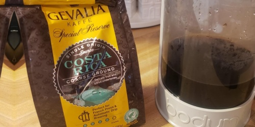 Gevalia Special Reserve Costa Rica Ground Coffee 10oz Bag Just $4.31 Shipped on Amazon