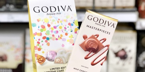 Godiva Chocolate Holiday Gifts Just $2.50 Each at Walgreens + More Sweet Stocking Stuffer Ideas