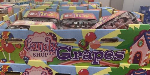 Grape Soda & Candy Shop Grapes Now at Sam's Club for a Limited Time