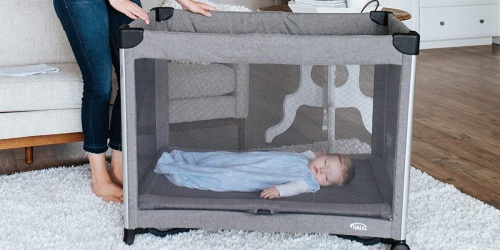 HALO DreamNest Bassinet w/ Rocking Attachment Only $141.50 Shipped on Amazon (Regularly $250)