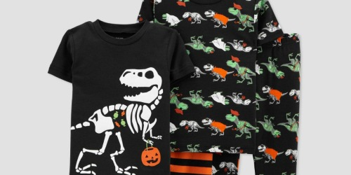 Outfit Your Little Monsters in New Halloween Pajama Sets from Target