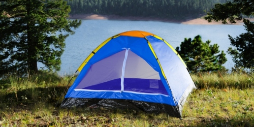 Happy Camper 2-Person Dome Tent Just $26 on Walmart.com (Regularly $50)