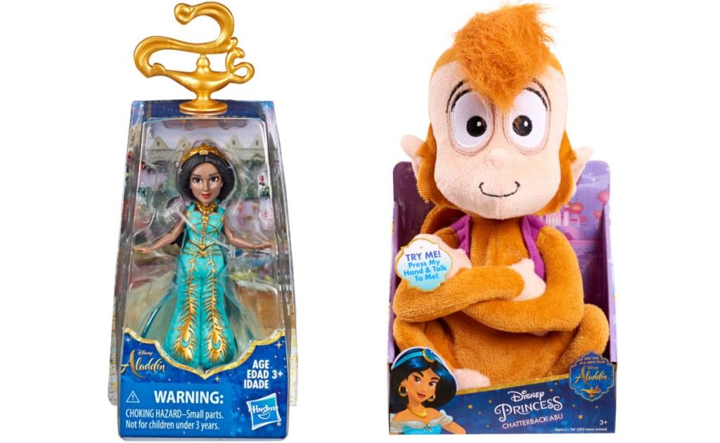 Hasbro Disney Aladdin toys