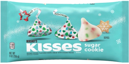 Hershey's Sugar Cookie Kisses Coming Soon & They Look DELICIOUS