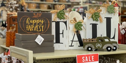 40% Off Hobby Lobby Fall & Thanksgiving Decor