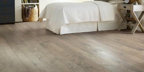 Up to 40% Off Hardwood, Tile & Vinyl Flooring + FREE Shipping on HomeDepot.com